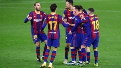 Само три минути бяха нужни на резервата Меси да поведе Барселона към победа