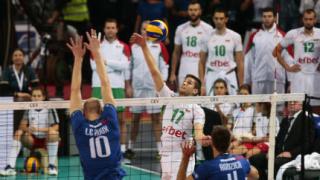 Българите губят тежък мач, играем за бронза с Италия