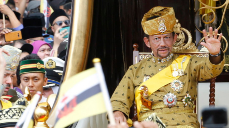 """Бруней обяснява, че новият закон по шариата е за """"превенция"""""""