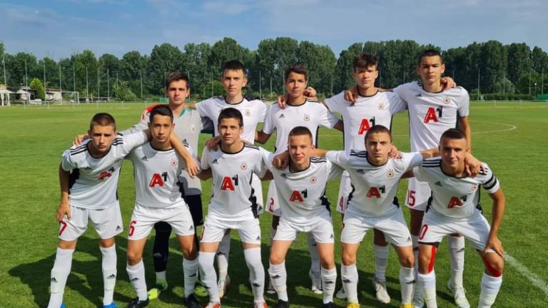 ЦСКА U15 завърши с равен първенството