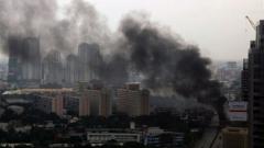 3-ма чуждестранни журналисти простреляни в Банкок