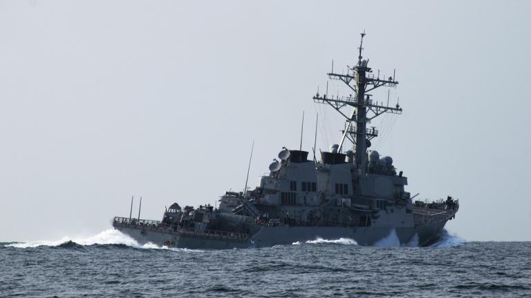 САЩ пращат военни кораби в Черно море