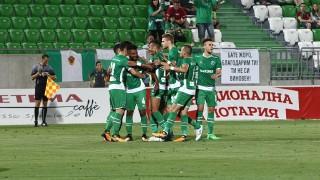 Лудогорец вдигна титуляр за дербито с Левски