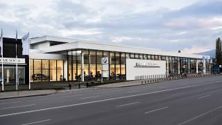 BMW с ново представителство в София за €15 милиона