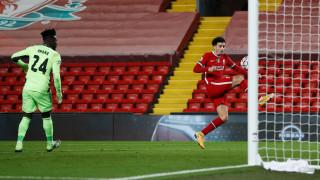 Ливърпул е на осминафинал след трудна победа над Аякс
