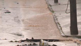 Заради дъждовете и разливи е затруднена обстановката в столицата