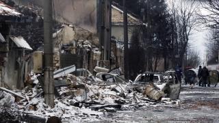 Превишена скорост – водеща версия за трагедията в Хитрино
