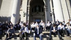 Опозицията поднови протестите в Белград