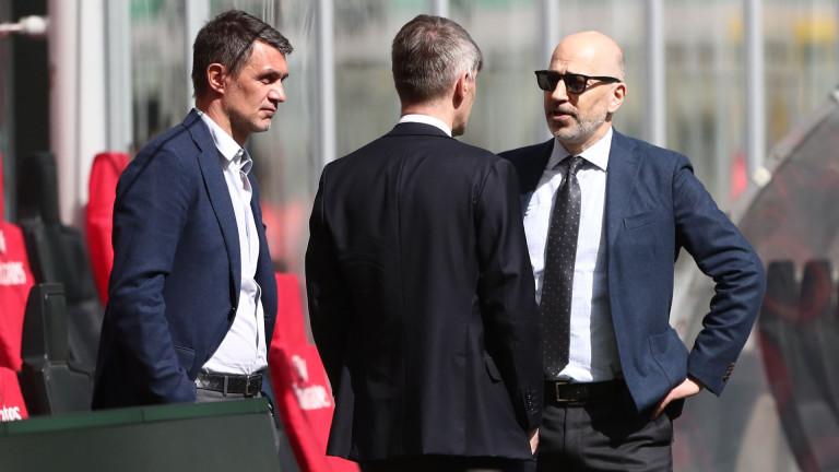 Шеф на Милан е диагностициран с рак