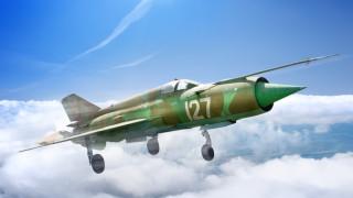 Бунтовници са свалили сирийски МиГ-21