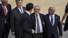 ЕК опроверга, че Юнкер е бил пиян на срещата на НАТО