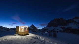 Под звездите в Италианските Алпи