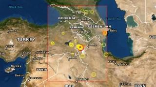 Земетресение 5,7 по Рихтер на турско-иранската граница