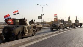 Ирак напълно овладя Киркук от кюрдите