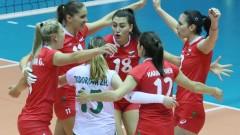 """""""Лъвиците"""" спечелиха втората си контрола срещу Хърватия"""