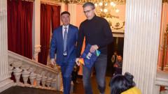 Павел Колев: Няма драма с лиценза на Левски