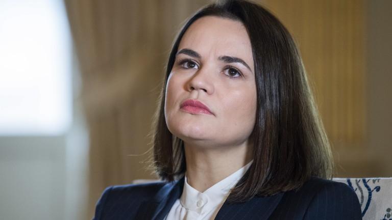 Беларус предприе стъпки за екстрадирането на Тихановска