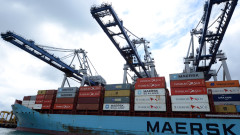 Maersk няма да превозва товари на санкционирани руски компании и лица
