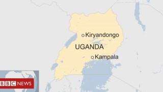 22 убити в катастрофа в Уганда