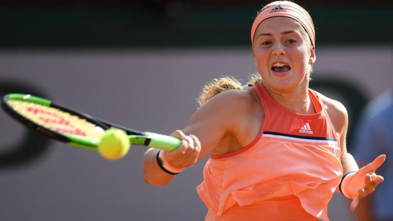 Йелена Остапенкобеше елиминирана още в първия кръг на Откритото първенство