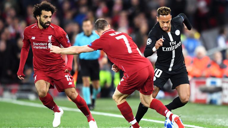 Реал (Мадрид) форсира привличането на Неймар