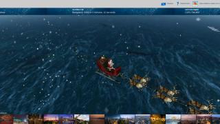 NORAD отново следи шейната на Дядо Коледа