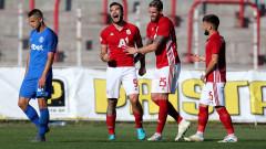 ЦСКА сломи съпротивата на Арда в голово шоу