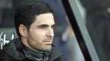Артета: Ще взема решение за Себайос, което ще е най-доброто за отбора