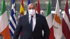Борисов очаква решение за Многогодишната финансова рамка след заседанието в Брюксел