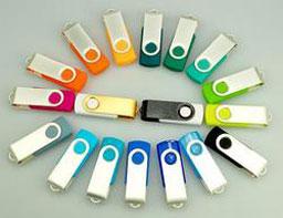 Поредна USB флашка претендира за най-малка
