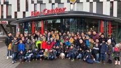 Балъков заведе деца от училището си на стадиона на Щутгарт