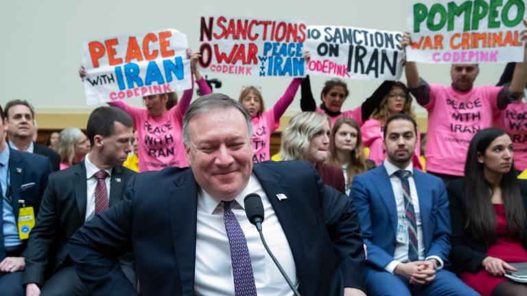 Помпео: САЩ предлага помощ на Иран за коронавируса