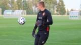 Пламен Илиев отпадна от състава на националния отбор