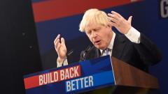 Пренебрегвайки кризите, Борис Джонсън зарадва консерваторите и раздразни бизнеса