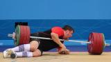 Състезанието по вдигане на тежести в Лондон 2012 тотално компрометирано