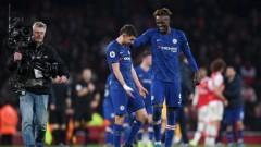 Жоржиньо за ситуацията срещу Арсенал: Това си беше фаул и нищо повече