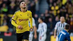 Борусия (Дортмунд) предупреди Юнайтед за Санчо