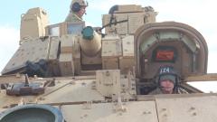 """Разположиха техника и 120 американски военни на полигон """"Ново село"""""""