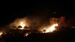 Израел удари позиции в Сирия