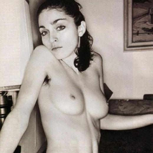Появиха се още голи снимки на Мадона