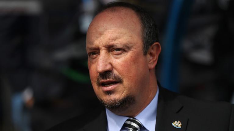 Рома обмисля да назначи Рафаел Бенитес