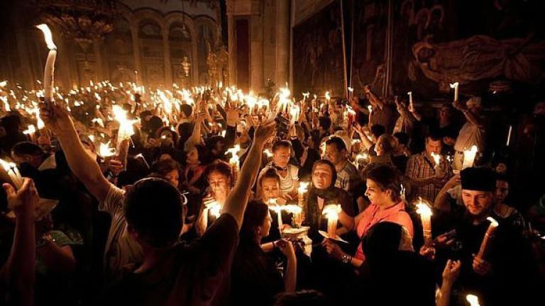 Днес православната църква чества Велика събота. Това е последният ден