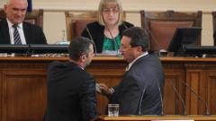 """БСП и ГЕРБ се посбутаха в парламента заради """"Белене"""""""