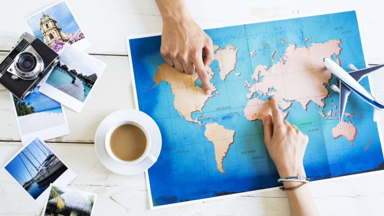 Десетте най-посещавани от туристите страни през 2017-а