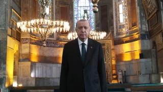 Ердоган: Турция е разстроена от реториката със санкции на САЩ и ЕС