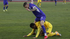"""Левски отново не победи като гост, """"сините"""" само с точка от визитата си на последния Етър"""