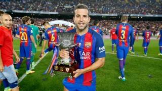 Манчестър Юнайтед иска Жорди Алба от Барселона