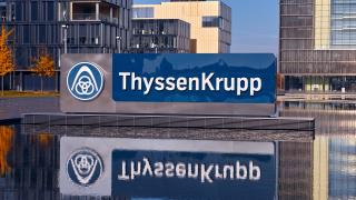 ThyssenKrupp вече не е достатъчно голям, за да бъде сред водещите германски борсови компании