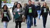 Внесоха 5552 подписа в ЦИК за Иванчева и гражданското общество