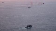 Русия и Китай със съвместни военноморски учения близо до Северна Корея
